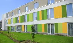 Wohn- und Seniorenpflegeheim, Wiesengrund Staaken, Berlin-Spandau