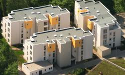 Neubau von 42 barrierefreien Wohnungen, Berlin-Reinickendorf