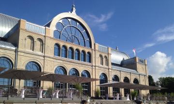Generalinstandsetzung und Wiederaufbau des Veranstaltungszentrums Flora, Köln