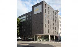 Hotel am Bahnhofplatz, Koblenz