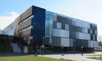 Umbau und Erweiterung Rhein-Mosel-Congress-Centrum, Koblenz