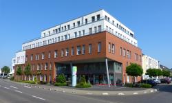 Erstellung Centrum integrativer Medizin mit angegliedertem Pflegeheim, Koblenz-Metternich