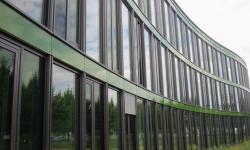 Verwaltungsgebäude des Wirtschaftsbetriebes, Mainz