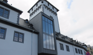 Sanierung Burg, Boppard