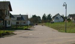 Baugebiet in Löf