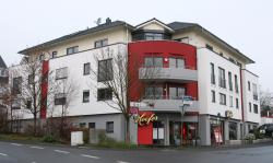Wohn- und Geschäftshaus Oberweiher, Koblenz-Metternich