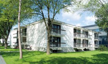 Umbau und Sanierung Abgeordneten Häuser, Bonn