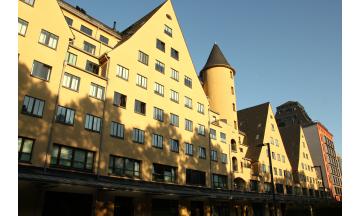 Umbau und Sanierung Siebengebirge im Rheinauhafen, Köln