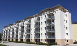 Neubau von 60 Wohneinheiten mit Tiefgarage, Marburger Straße, Mannheim