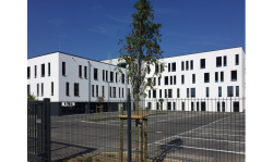 Bürogebäude Volk, Technologiepark, Koblenz