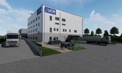 Lager- und Produktionsgebäude Ursa-Chemie, Montabaur