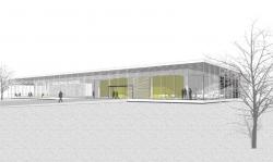 Neubau Behördenkantine in Bonn