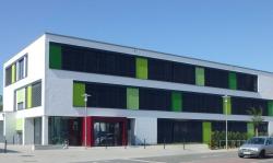 Errichtung von 53 Plätzen Betreutes Wohnen sowie ein zentrales Verwaltungsgebäude, Engers